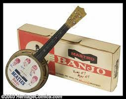 PLEASE DON'T BRING YOUR BANJO BACK