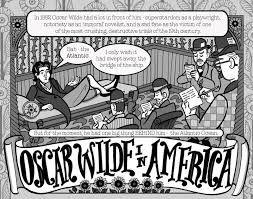 OSCAR WILDE &amp&#x3B; COMICS