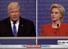 &quot&#x3B;SATURDAY NIGHT LIVE&quot&#x3B;Trump-Hillary Debate with Alec Baldwin