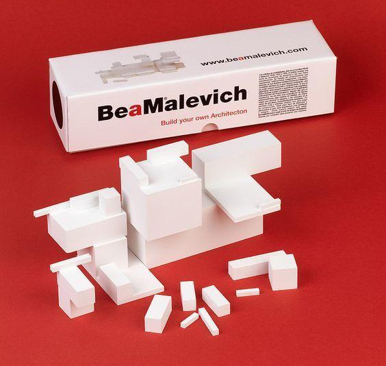 BE A MALEVICH
