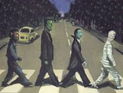 ABBEY ROAD HALLOWEEN