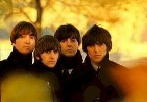 BEATLES FOR SALE COVER OUTTAKES