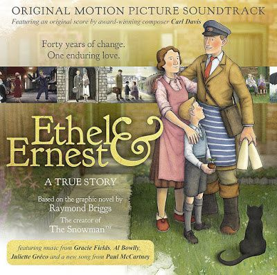 BLINK OF AN EYE NOUVELLE CHANSON DE PAUL MCCARTNEY POUR LE FILM ETHEL &amp&#x3B; ERNEST