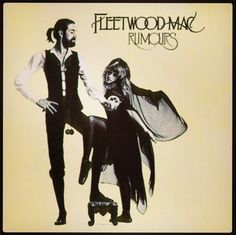 FLEETWOOD MAC RUMOURS COVER OUTTAKES