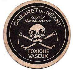 LE CABARET DU NEANT 34 BOULEVARD DE CLICHY