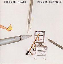 PAUL MCCARTNEY PIPE OF PEACES COVER ALTERNATES