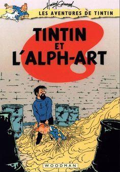TINTIN ET L'ALPH ART