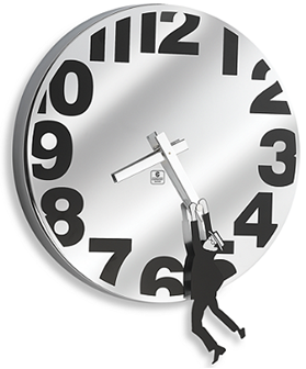HAROLD LLOYD'S CLOCK PARODIES