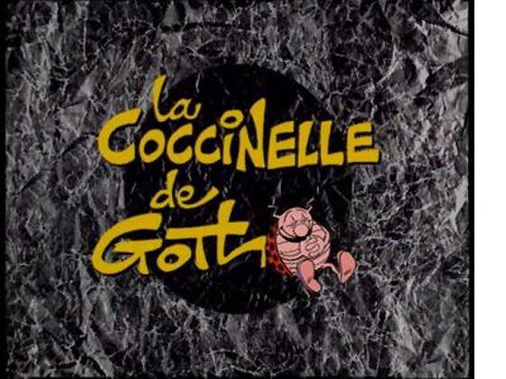 LA COCCINELLE DE MARCEL GOTLIB