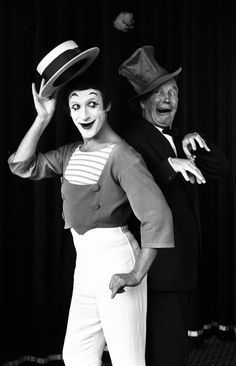 WITH MAURICE CHEVALIER