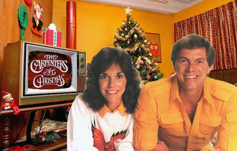 The Carpenters at Christmas (1977) Complete TV Special