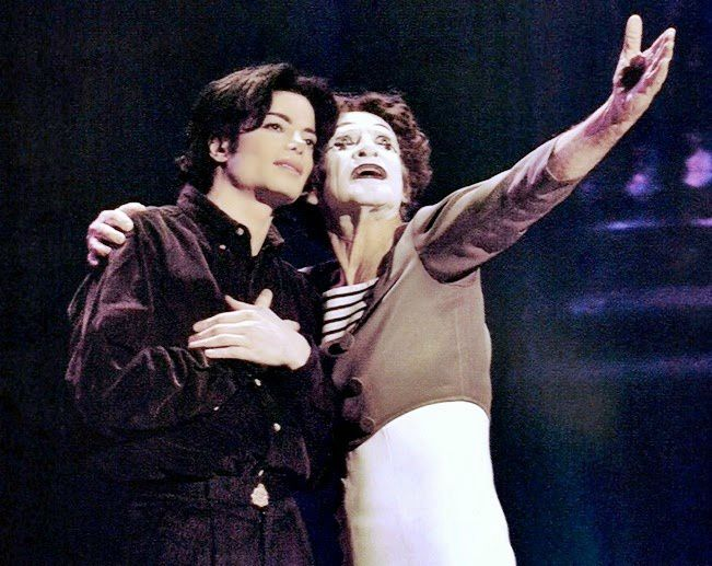 WITH MICHAEL JACKSON