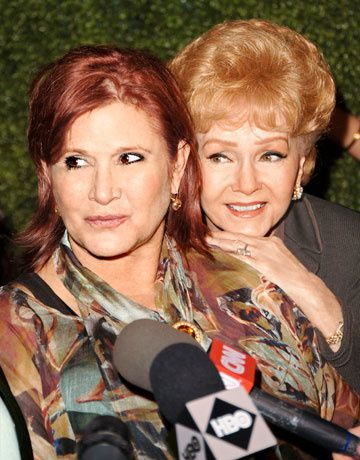 DEBBIE REYNOLDS &amp&#x3B; CARRIE FISHER ( MOTHER &amp&#x3B; DAUGHTER)  R.I.P