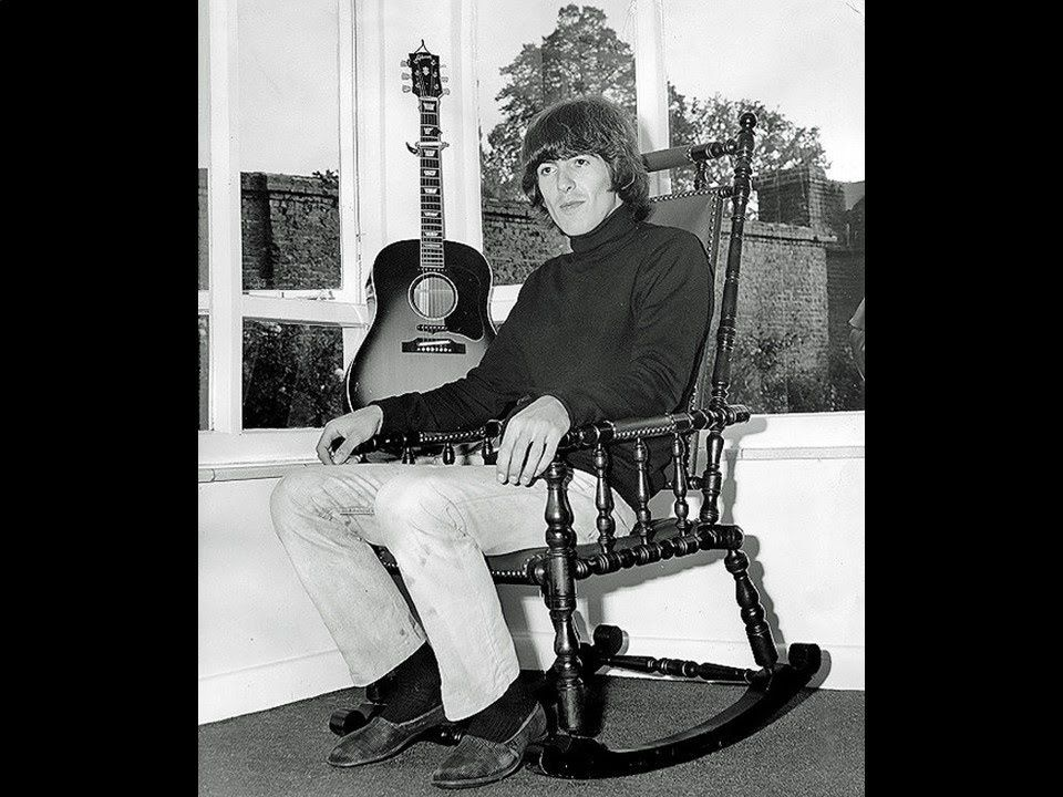 &quot&#x3B;ROCKING CHAIR IN HAWAI&quot&#x3B; GEORGE HARRISON