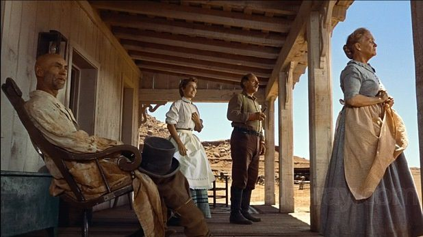 THE SEARCHERS JOHN FORD