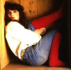 KATE BUSH KICK INSIDE PHOTOS SESSION