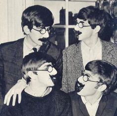 THE BEATLES IN DISGUISE