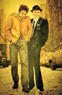 BOB DYLAN &amp&#x3B; FRANK SINATRA