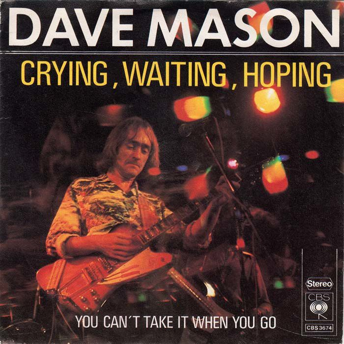 DAVE MASON EN CONCERT DEMAIN AU NEW MORNING