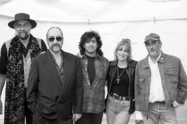 WITH FLEETWOOD MAC