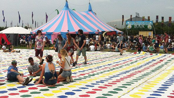 LET'S TWISTER AGAIN