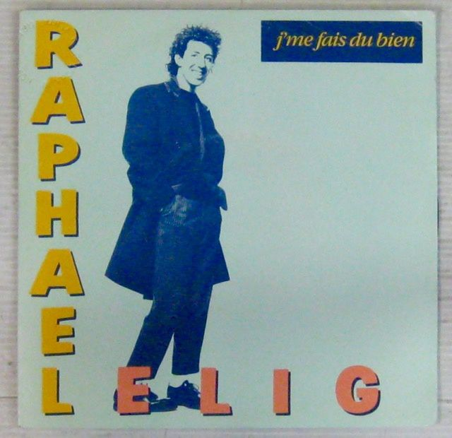 BLAST FROM MY PAST : RAPHAEL ELIG