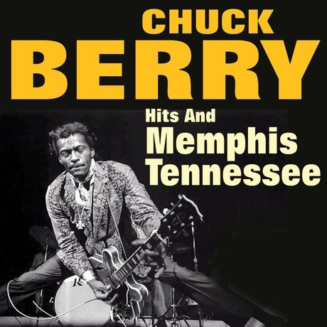MEMPHIS TENNESSEE CHUCK BERRY R.I.P