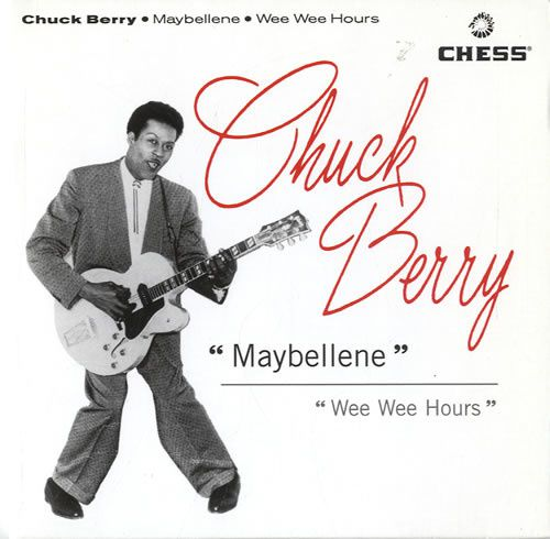 MAYBELINE CHUCK BERRY R.I.P