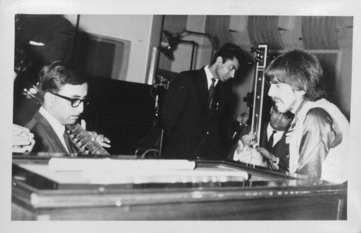 &quot&#x3B;WITHIN YOU WITHOUT YOU&quot&#x3B; THE BEATLES ( RECORDING SESSIONS  15-22 MARCH-3-4 APRIL 1967)