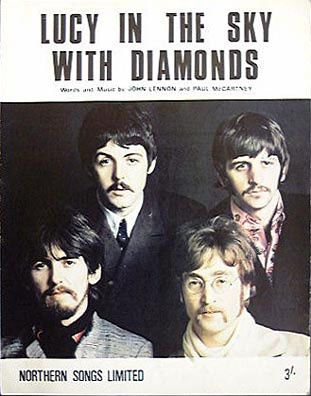 &quot&#x3B;LUCY IN THE SKY WITH DIAMONDS&quot&#x3B; THE BEATLES (RECORDING SESSIONS  28 February&#x3B; 1, 2 March 1967)