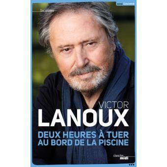 MORT DE VICTOR LANOUX A 80 ANS