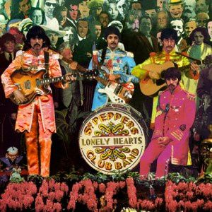 SGT PEPPER'S LONELY HEARTS CLUB BAND : WHERE'S ALBERT ?