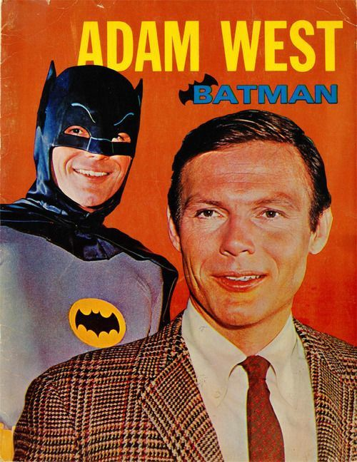 BATMAN EST MORT  ( ADAM WEST R.I.P 19/09/28-10/06/17)