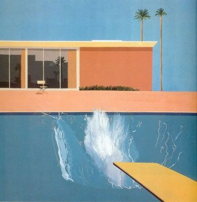 RETROSPECTIVE DAVID HOCKNEY AU CENTRE POMPIDOU DU 21 JUIN AU 23 OCTOBRE 2017