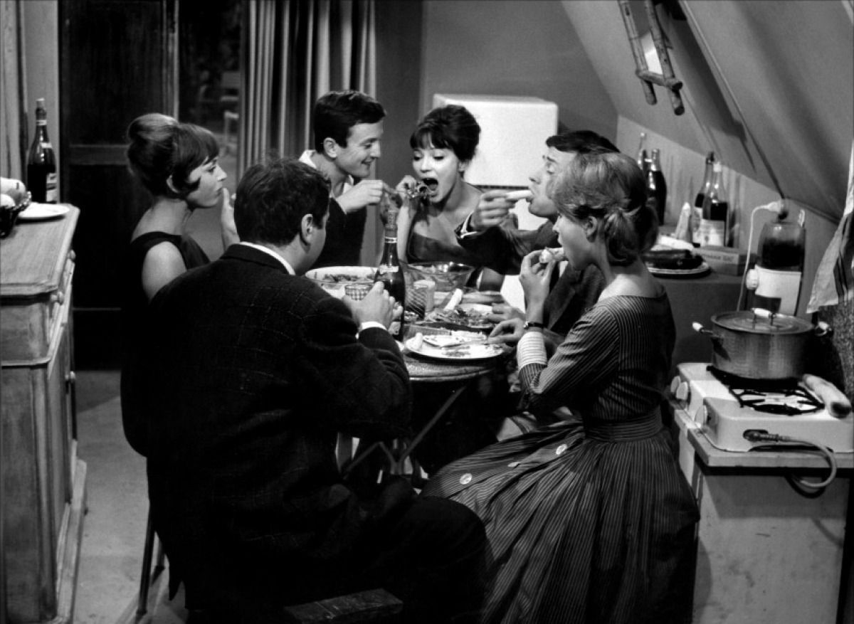 CE SOIR OU JAMAIS DE MICHEL DEVILLE (1961) AVEC CLAUDE RICH
