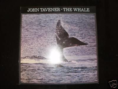 THE WHALE JOHN TAVERNER ('1968) APPLE RECORDS &amp&#x3B; RING'O RECORDS