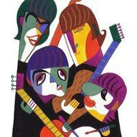 THE BEATLES &amp&#x3B; PICASSO