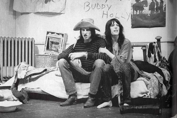 AVEC PATTI SMITH