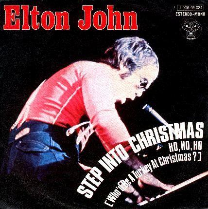 Elton John Step Into Christmas.Elton John Step Into Xmas Moicani L Odeonie