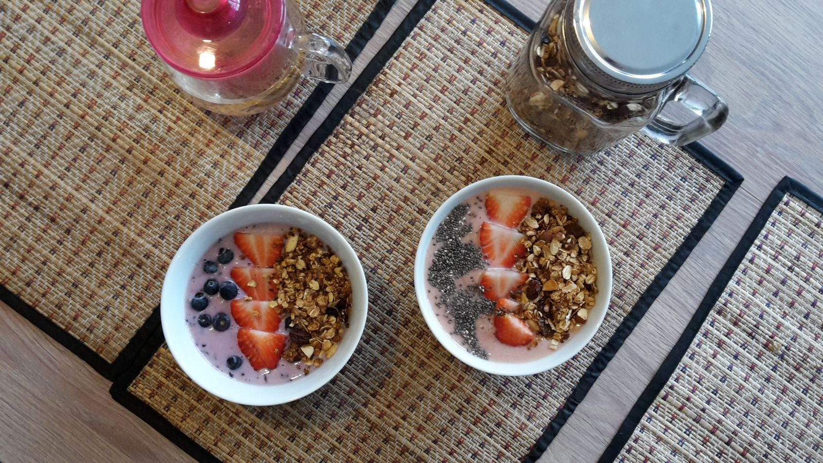 Smoothies Bowls