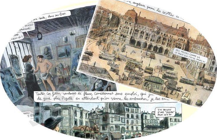 Pablo, tome 2 : Guillaume Apollinaire