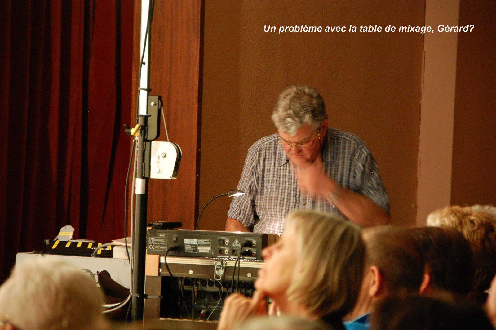 Gérard RENDU, le Balourien de l'ombre