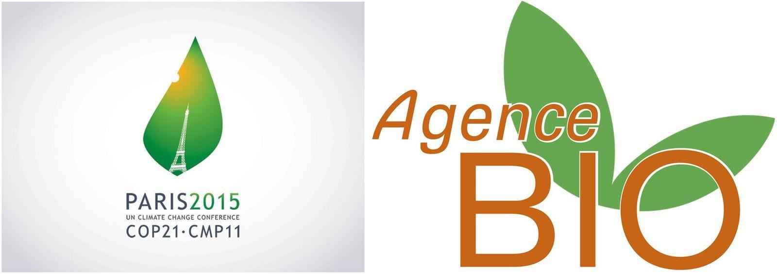 L'Agence Bio participe à la COP 21