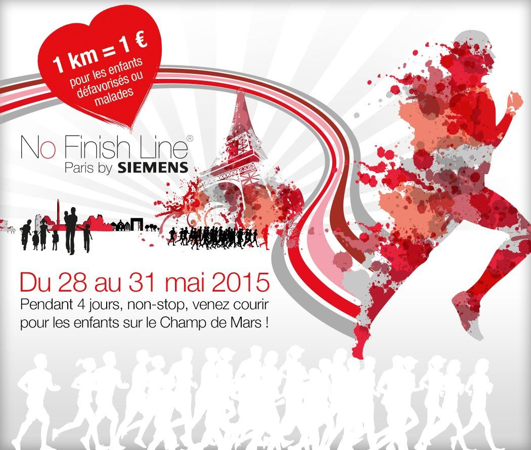 NoFinishLineParis : 82h non-stop (28-31/05/15)