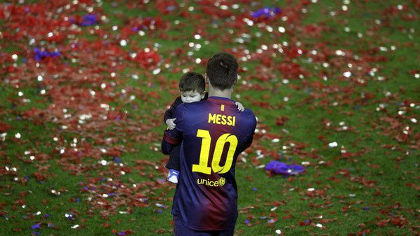 Very Beautiful and Cute Kids - Lionel Messi
