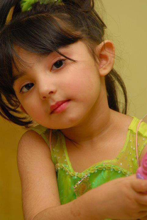 World's Most Beautiful faces:Kids