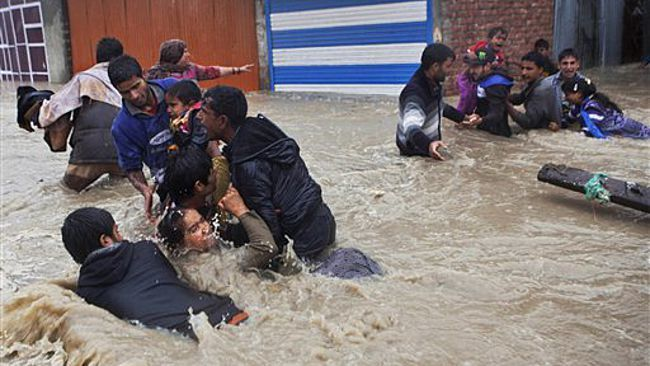 The Aftermath of the Floods in Pakistan