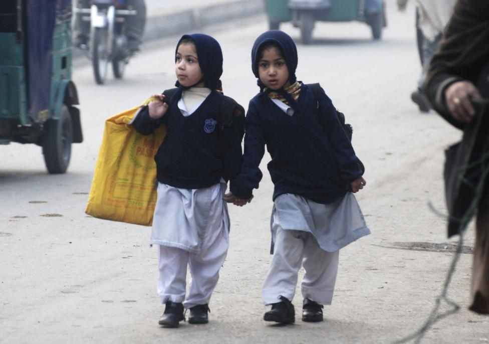 Very Beautiful and Cute Kids - Journeys to School