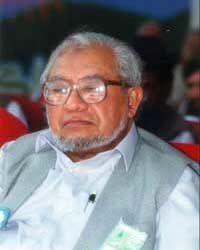 Professor Khurshid Ahmad
