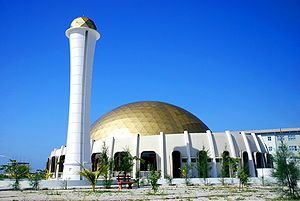 this mosque has had so many pictures on flickr...